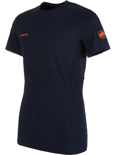 Mammut Moench Light - T-shirt manches courtes Homme - bleu